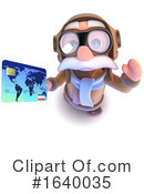 Pilot Clipart #1640035 by Steve Young