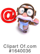 Pilot Clipart #1640036 by Steve Young