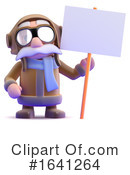 Pilot Clipart #1641264 by Steve Young