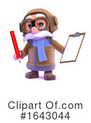 Pilot Clipart #1643044 by Steve Young