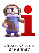 Pilot Clipart #1643047 by Steve Young