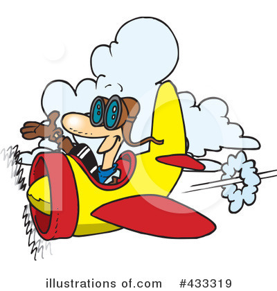 Pilot Clipart #433319 by toonaday