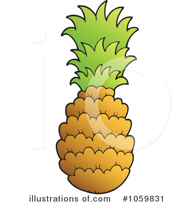 Fruit Clipart #1059831 by visekart