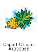 Pineapple Clipart #1393068