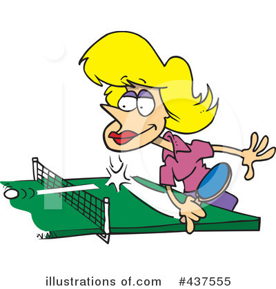 Ping Pong Clipart #437555 by toonaday
