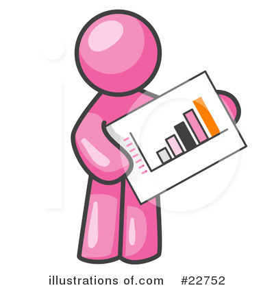 Stock Market Clipart #22752 by Leo Blanchette