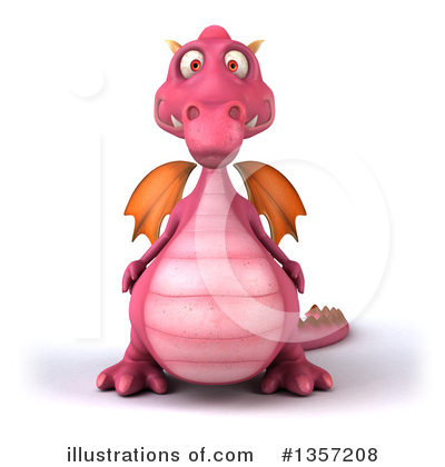 Dragon Clipart #1357208 by Julos