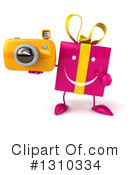 Pink Gift Clipart #1310334 by Julos