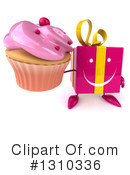 Pink Gift Clipart #1310336 by Julos