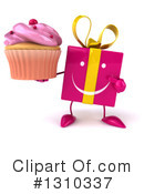 Pink Gift Clipart #1310337 by Julos