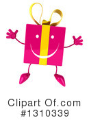 Pink Gift Clipart #1310339 by Julos