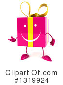 Pink Gift Clipart #1319924 by Julos