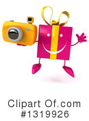 Pink Gift Clipart #1319926 by Julos
