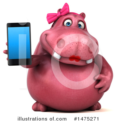 Hippo Clipart #1475271 by Julos