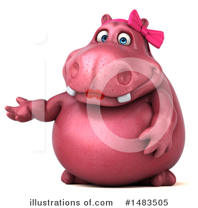 Hippo Clipart #1483505 by Julos