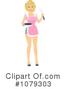 Royalty-Free (RF) pinup Clipart Illustration #1079303