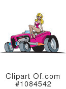 Royalty-Free (RF) pinup Clipart Illustration #1084542