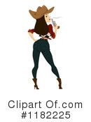 Royalty-Free (RF) pinup Clipart Illustration #1182225