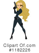 Royalty-Free (RF) pinup Clipart Illustration #1182226