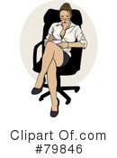 Royalty-Free (RF) Pinup Clipart Illustration #79846