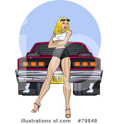 Muscle Car Clipart #79848 by r formidable