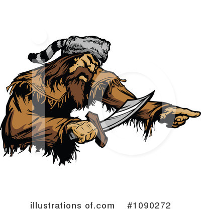 Pioneer Clipart #1090272 by Chromaco