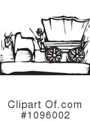 Royalty-Free (RF) pioneer Clipart Illustration #1096002