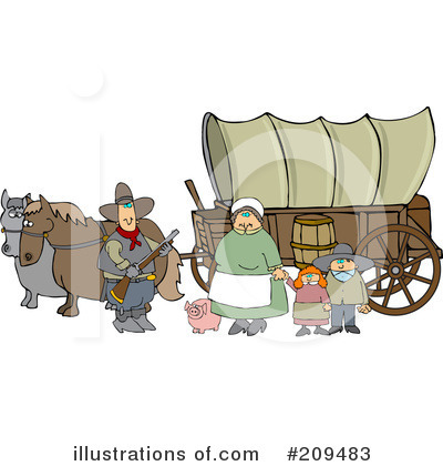 Family Clipart #209483 by djart
