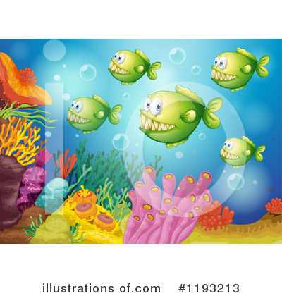 Reef Clipart #1193213 by Graphics RF