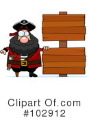 Pirate Clipart #102912