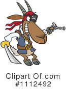 Pirate Clipart #1112492 by toonaday