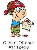 Royalty-Free (RF) Pirate Clipart Illustration #1112493