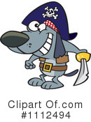 Pirate Clipart #1112494 by toonaday