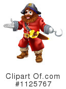 Royalty-Free (RF) Pirate Clipart Illustration #1125767