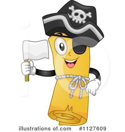 Royalty-Free (RF) Pirate Clipart Illustration by BNP Design Studio - Stock Sample #1127609