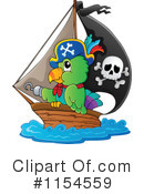 Royalty-Free (RF) Pirate Clipart Illustration #1154559