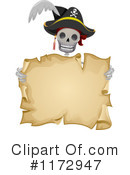 Royalty-Free (RF) Pirate Clipart Illustration #1172947