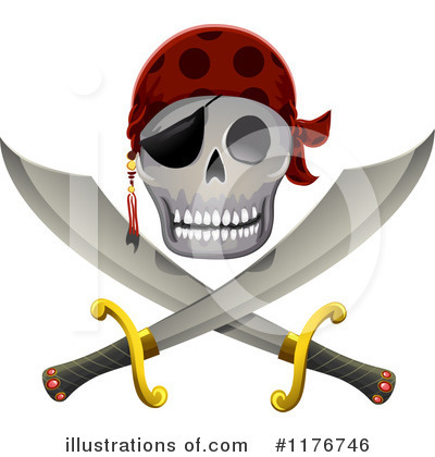 Pirate Clipart #1176746 by BNP Design Studio