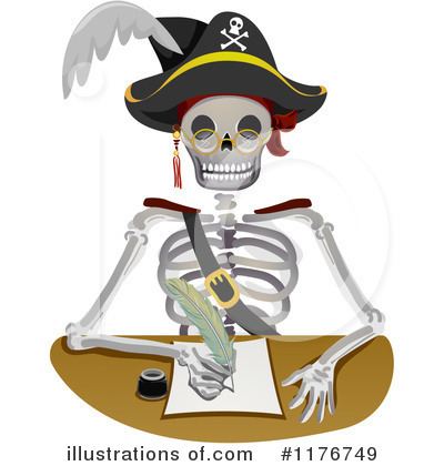 Pirate Clipart #1176749 by BNP Design Studio