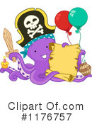Royalty-Free (RF) Pirate Clipart Illustration #1176757