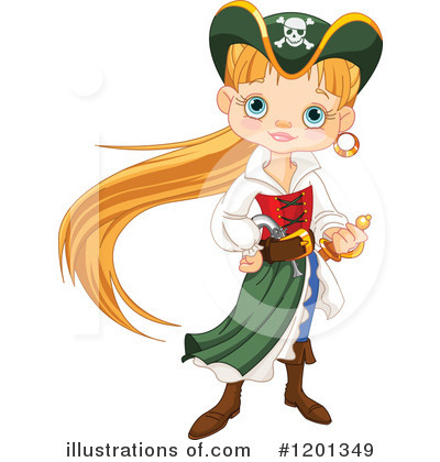 Pirate Clipart #1201349 by Pushkin