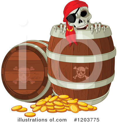 Pirate Clipart #1203775 by Pushkin