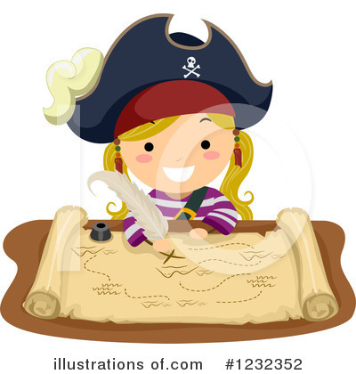 Pirate Clipart #1232352 by BNP Design Studio