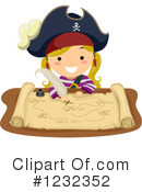 Royalty-Free (RF) Pirate Clipart Illustration #1232352