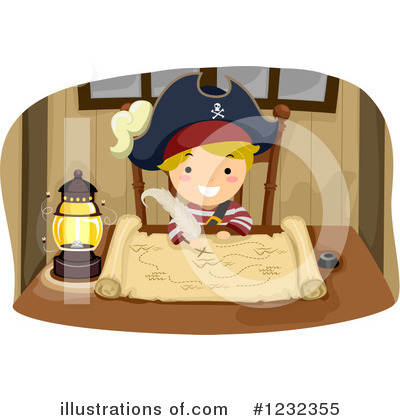 Pirate Clipart #1232355 by BNP Design Studio