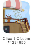 Pirate Clipart #1234850 by BNP Design Studio