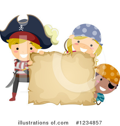 Pirate Clipart #1234857 by BNP Design Studio