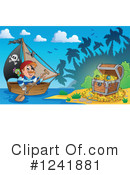 Pirate Clipart #1241881 by visekart