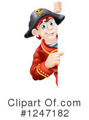 Royalty-Free (RF) Pirate Clipart Illustration #1247182