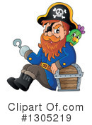 Pirate Clipart #1305219 by visekart
